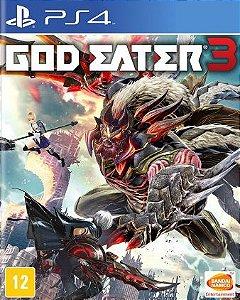 God Eater 3  - Ps4