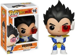 Boneco Funko Pop Dragon Ball Z - Vegeta 10