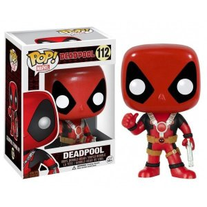 Boneco Funko Pop Marvel - Deadpool n°112