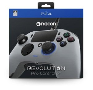 Controle Nacon Revollution PRO Grey - PS4