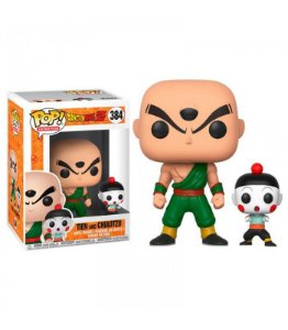 Boneco Funko Pop Dragon Ball Z - Tien and Chiaotzu 384