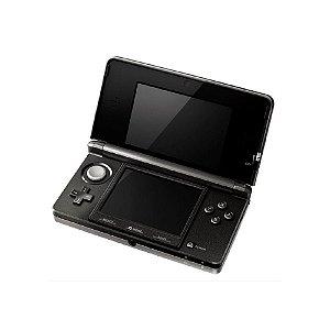 Console Nintendo 3DS Preto - Usado - Nintendo