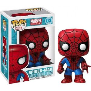 Boneco Funko Pop Universe Marvel -  Spider Man 03