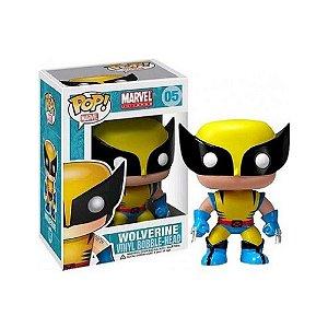 Boneco Funko Pop Marvel - Wolverine 05