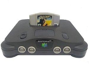 Console - |Usado| - Nintendo 64