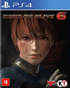 Dead Or Alive 6 - |Pré-Venda| - PS4