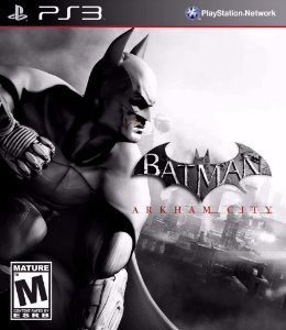 Batman arkham City - |Usado| - PS3