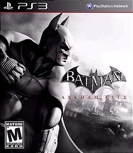 Batman arkham City - |Usado| - PS3