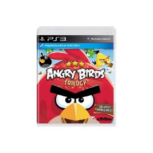 Angry Birds: Trilogy - Usado - PS3