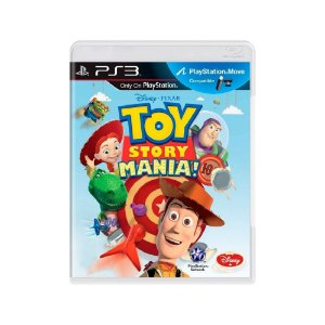 Toy Story Mania - Usado - PS3