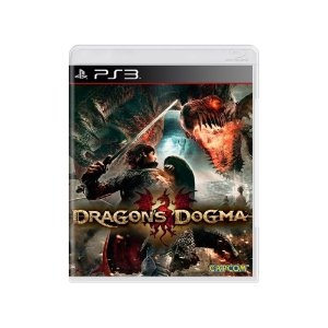 Dragon's Dogma - Usado - PS3