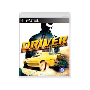 Driver San Francisco - Usado - PS3