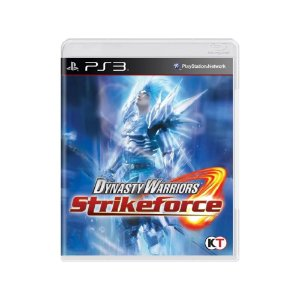 Dynasty Warriors Strikeforce - Usado- PS3