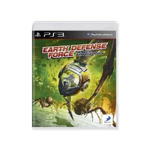 Earth Defense Force: Insect Armageddon - Usado - PS3