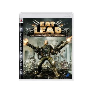 Eat Lead: The Return of Matt Hazard Usado - PS3