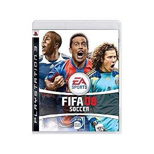 FIFA Soccer 08 - Usado - PS3