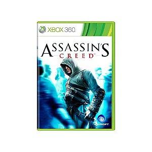 Jogo Assassin's Creed - |Usado| - Xbox 360