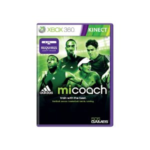 Adidas miCoach - Usado - Xbox 360