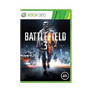 Battlefield 3 - Usado - Xbox 360