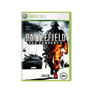 Battlefield Bad Company 2 - Usado - Xbox 360