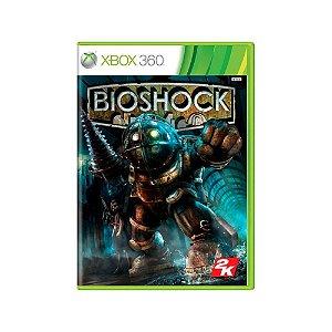 Bioshock - Usado - Xbox 360