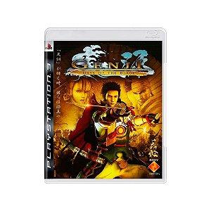 Jogo Genji: Days of The Blade - |Usado| - PS3