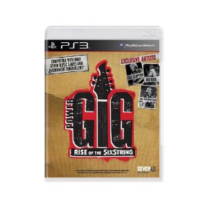 Power GIG: Rise of the SixString - Usado - PS3