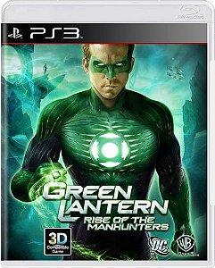 Green Lantern Rise Of The Manhunters |USADO| - PS3