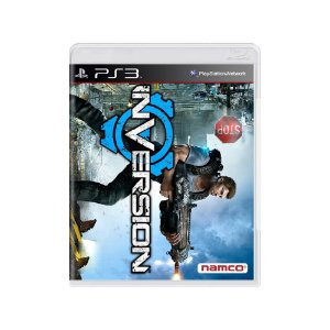 Inversion - Usado - PS3