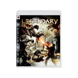 Jogo Legendary -  Usado  - PS3