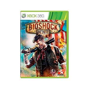 Bioshock Infinite - Usado - Xbox 360
