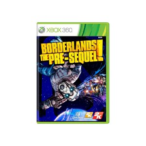 Borderlands The Pre Sequel - Usado - Xbox 360