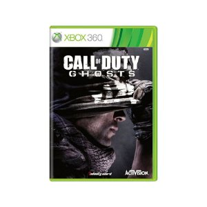 Call Of Duty Ghosts - Usado - Xbox 360