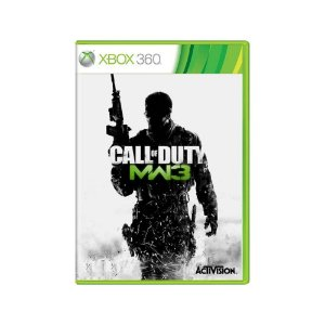 Call Of Duty Modern Warfare 3 - Usado - Xbox 360