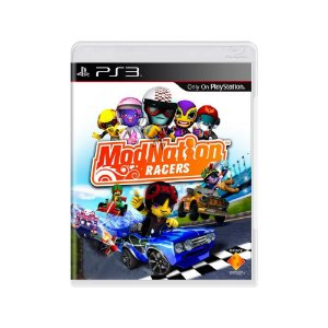 ModNation Racers - Usado - PS3