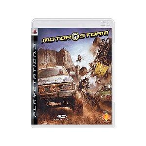 MotorStorm - Usado - PS3