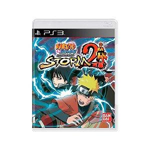 Naruto Shippuden: Ultimate Ninja Storm 2 - Usado - PS3