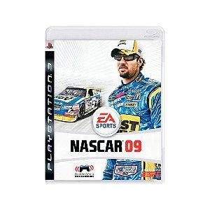 NASCAR 09 - Usado - PS3