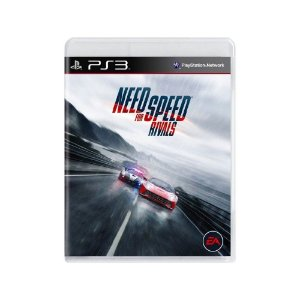 Need for Speed Rivals - Usado - PS3