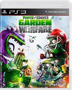 Plants vs Zombies Garden Warfare - |USADO| -PS3