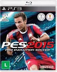 Pro Evolution Soccer Pes 2015 - |Usado| - PS3