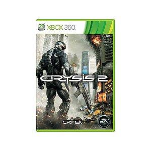 Crysis 2 - Usado - Xbox 360