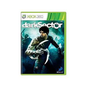 Dark Sector - Usado - Xbox 360