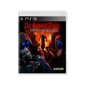Resident Evil: Operation Raccoon City - Usado - PS3