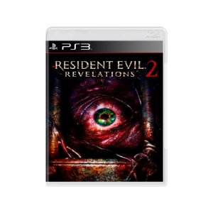 Resident Evil Revelations 2 - Usado - PS3