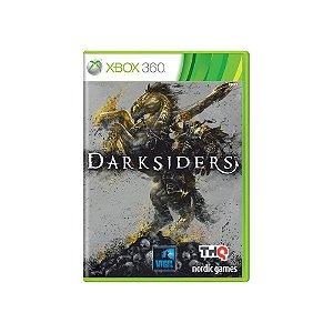 Jogo Darksiders - |Usado| - Xbox 360