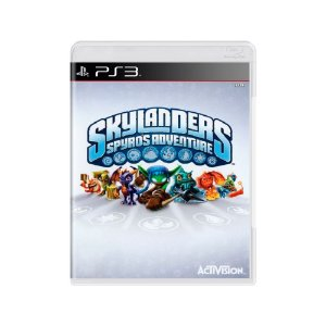 Skylanders Spyro's Adventure -  Usado - PS3