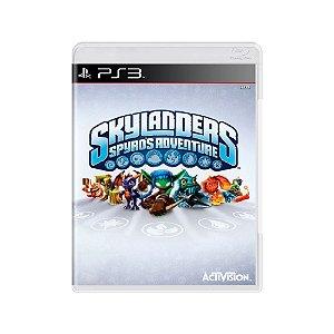 Skylanders Spyro's Adventure -  Usado - PS3