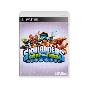 Skylanders Swap Force - Usado - PS3