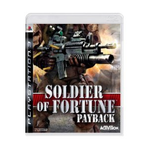 Soldier of Fortune Payback - Usado - PS3